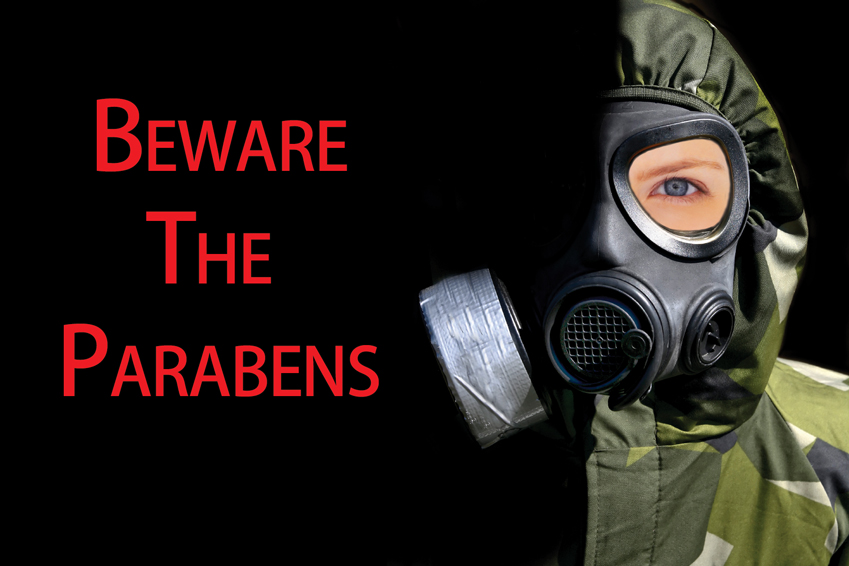 Parabens - They Are Everywhere & A Concern