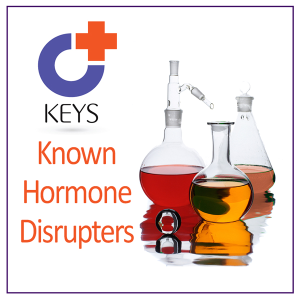 Chemical Hormone Disrupters in Skincare