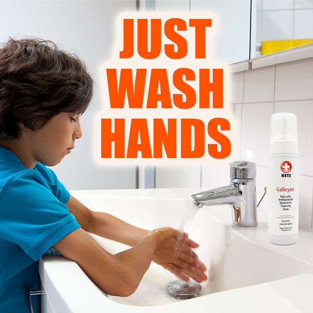 Just Wash Hands